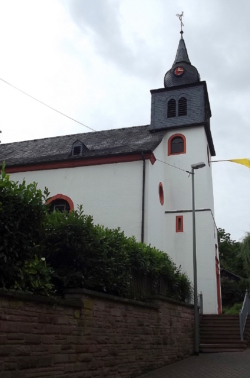 Merzig-Büdingen, Pfarrkirche Mariä Heimsuchung