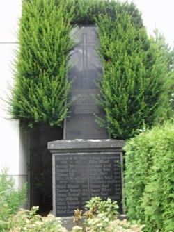 Merzig-Weiler, Kriegerdenkmal