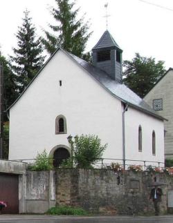 Saarbrücken, Halberg, Eschringen Laurentiuskapelle