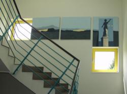 St. Wendel, Haberer, Wandgestaltung
