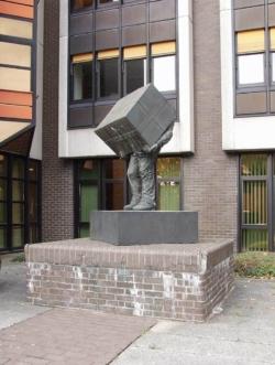 Merzig, Hiery, Skulptur
