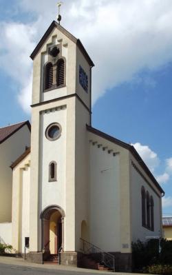 St. Wendel-Hoof, Ev. Kirche