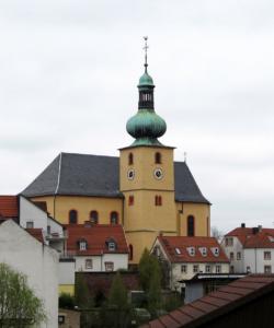 Illingen, Pfarrkirche St. Stephan (bis 1803 St. Stephan und St. Clemens)