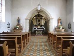 Perl-Keßlingen, Filialkirche/Kapelle St. Jakobus, frühere Wallfahrtsstätte