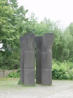 St. Wendel, Kornbrust, Skulpturengruppe