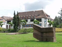 St. Wendel, Kornbrust, Skulptur