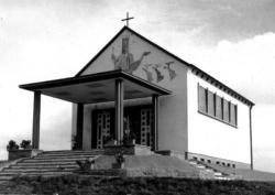 Ensdorf, Kapelle Maria Frieden