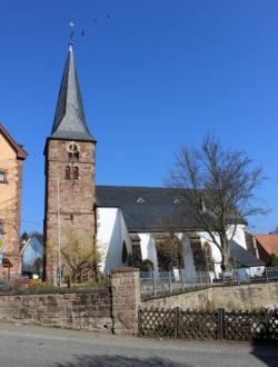 St. Wendel-Niederkirchen, Ev. Margarethenkirche