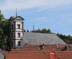St. Wendel-Niederlinxweiler, Ev. Kirche