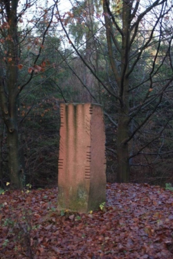 Nonnweiler-Otzenhausen, O'Donnell, Skulptur