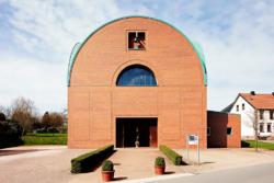 Heusweiler, Obersalbach-Kurhof, Filialkirche Maria Königin