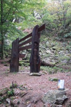 Nonnweiler-Otzenhausen, Patuc & Lunterová-Patúcová, Skulptur