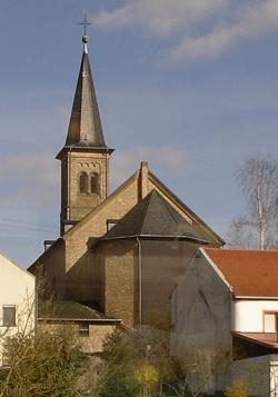 Perl-Besch, Pfarrkirche St. Margarita