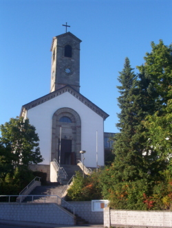 Mandelbachtal-Ommersheim, Pfarrkirche Mariä Heimsuchung