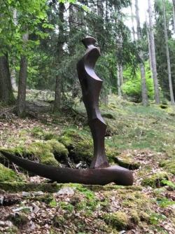 Nonnweiler-Otzenhausen, Potocnik, Skulptur