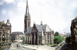 Saarbrücken-Mitte, St. Johann, Johanneskirche