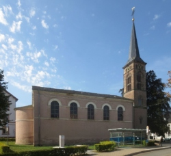 St. Wendel, Ev. Stadtkirche