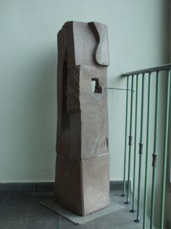 Merzig-Hilbringen, Šimić, Skulptur