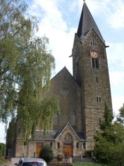 Tholey-Sotzweiler, Katholische Pfarrkirche St. Mauritius