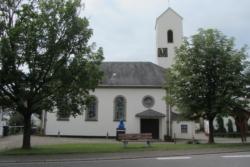 St. Wendel-Leitersweiler, Ev. Kirche