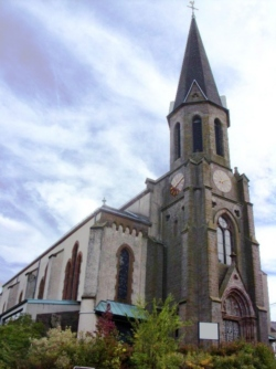 Tholey-Theley, Katholische Pfarrkirche St. Peter