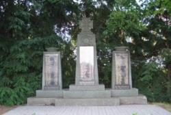 Nohfelden-Bosen, Kriegerdenkmal
