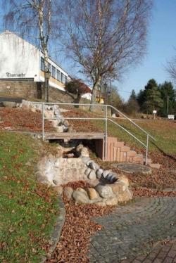 Nonnweiler-Schwarzenbach, Brunnen