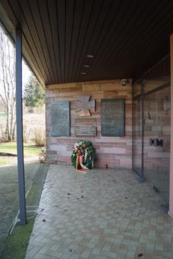 Nonnweiler-Schwarzenbach, Kriegerdenkmal