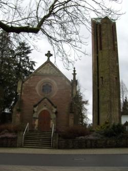 Merzig-Wadern, Evangelische Christuskirche