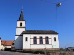 St. Wendel-Werschweiler, Ev. Kirche