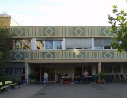 Merzig-Schwemlingen, Winnewisser, Fassadengestaltung
