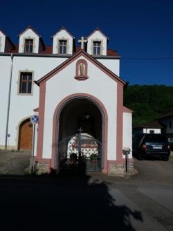 Perl-Nennig, Rochuskapelle bzw. Ölbergkapelle bzw. Todesangstkapelle