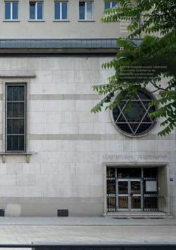 Wettbewerbe Kunst im öffentlichen Raum 12 Denkmal Synagogenvorplatz Saarbrücken Namentliches Gedenken an die deportierten und ermordeten saarländischen Jüdinnen und Juden
