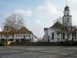 Saarbrücken, Bezirk Mitte (Alt-Saarbrücken), Altkatholische Kirche - Friedenskirche