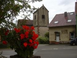 Ottweiler-Fürth, Alter Turm einer ehemaligen evangelischen Kirche