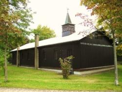 Saarbrücken, Alt-Saarbrücken, Notkirche am 40er Grab