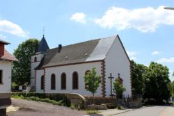 Wallerfangen-Bedersdorf, Filialkirche St. Margaretha