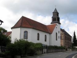 Gersheim-Bliesdalheim, Pfarrkirche St. Wendelinus