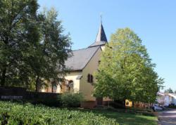 Rehlingen-Siersburg, Fürweiler,  Filialkirche Maria Hilfe der Christen