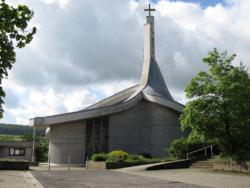 Gersheim-Herbitzheim, Filialkirche St. Barbara