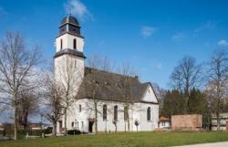 Saarbrücken, West, Klarenthal,  Pfarrkirche St. Bartholomäus