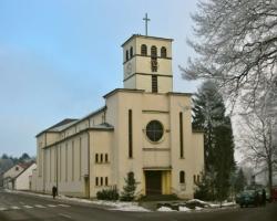 Quierschied-Göttelborn, Pfarrkirche St. Josef