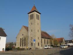 Kleinblittersdorf-Sitterswald, Filialkirche St. Josef der Arbeiter