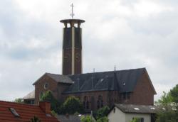 Homburg-Kirrberg,  Pfarrkirche und Wallfahrtskirche Mariä Himmelfahrt