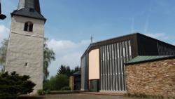 Wadern-Lockweiler, Pfarrkirche Erzengel St. Michael