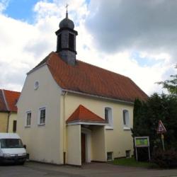 Blieskastel-Niederwürzbach, Heiliggeistkirche