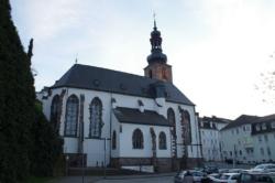 Saarbrücken, Mitte, Alt-Saarbrücken    Schlosskirche