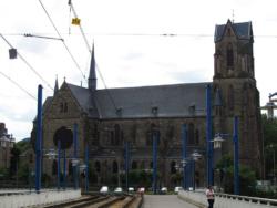 Saarbrücken, Mitte, Malstatt, Pfarrkirche St. Josef