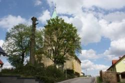 Großrosseln-St. Nikolaus,  Filialkirche St. Nikolaus