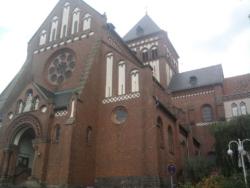 St. Wendel, Missionshauskirche